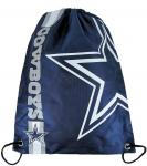 CROPPED LOGO GYM BAG COWBOYS