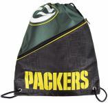 DIAGONAL ZIP DRAWSTRING BAG PACKERS