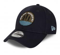 NEW ERA CAMP PATCH 9FORTY NVY CAP New Era