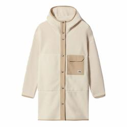 W FLEECE MASHUP COAT