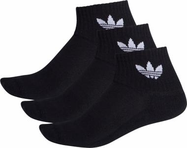 adidas knöchellangen Socken 3er-Pack Herren