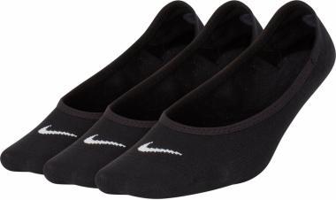 NIKE LTWT FOOT 3 Paar Damen Training Footie Socks