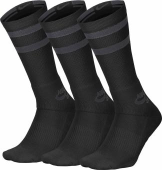 NIKE SB 3 Paar CREW SOCKS Socken Herren