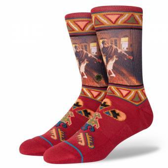 REALLY TIED THE BIG LEBOWSKI Der Dude Stance Socks Socken