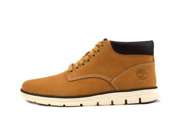 Bradstreet Chukka Leather