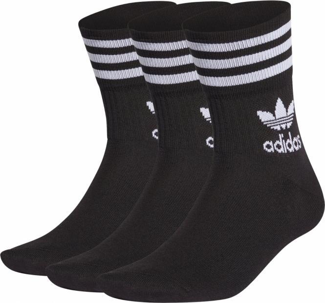 MID CUT CRW SCK Socken 3er Pack adidas