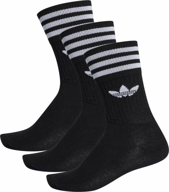 SOLID Crew Socken teilweise gepolstert adidas Herren