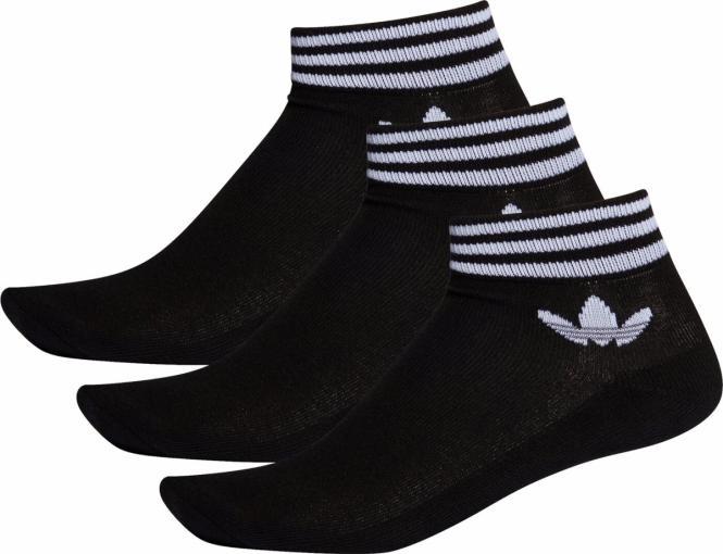 TREF ANK SCK HC adidas knöchellangen Socken 3er-Pack Herren