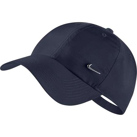 CAP METAL SWOOSH