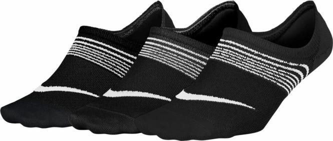 Women's Nike Performance Lightweight Training Footie 3 Paar Socken