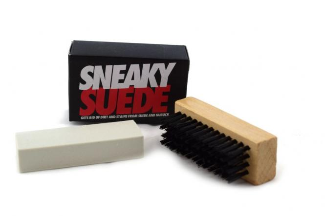 Suede Box