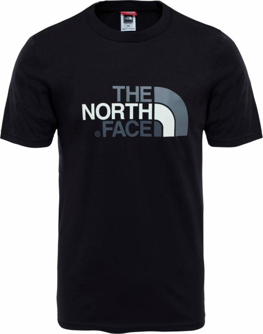 The North Face EASY TEE - T-Shirt print - black