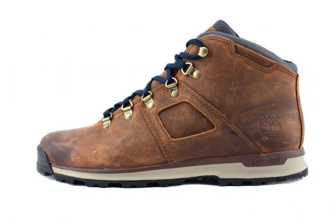 GT Scramble Mid Leather