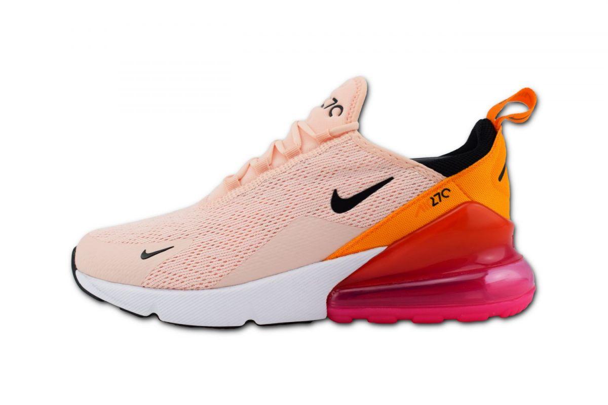 Nike W Air Max 270 Sneaker schwarz weiß AH6789 001